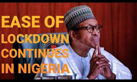 PRESIDENT BUHARI ADDRESS CANCELLED FOR THE LOCKDOWN EXTENSION HAS BEEN CANCELLED