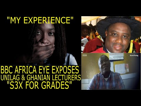 """SEX FOR GRADES"" 