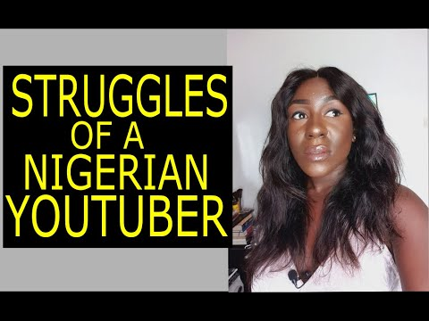 THE UGLY TRUTH | STRUGGLES OF A NIGERIAN YOUTUBER | CHALLENGES OF A NIGERIAN YOUTUBER