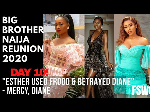 """BBN REUNION 2020 DAY 10 