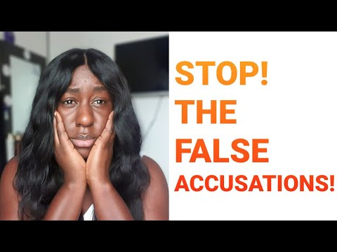 LADIES, STOP THE FALSE ACCUSATIONS! – SOMTO ON TWITTER!