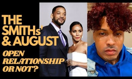 JADA PINKETT & WILL SMITH'S OPEN RELATIONSHIP ft. AUGUST | WHAT'S THE FUSS?