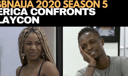 BBNAIJA 2020: ERICA CONFRONTS LAYCON | FSWG