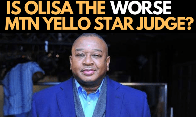 MTN YELLO STAR | IS OLISA ADIBUA A TERRIBLE JUDGE? | MTN YELLO STAR SEASON 1 JUDGES | OLISA ADIBUA