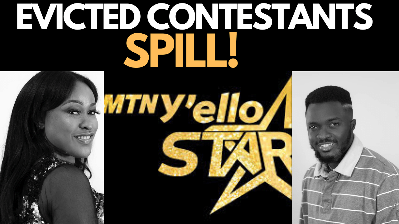 MTN YELLO STAR SEASON 1 EVICTED CONTESTANTS SPILL ABOUT THE SHOW | FSWG, FRANKLY SPEAKING WITH GLORY