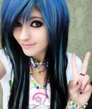 emo girl cute & beautiful hd