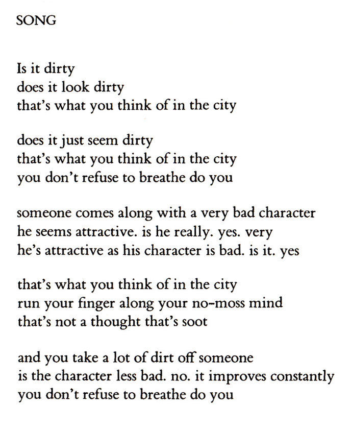 Dirty Love Poems For Him : dirty, poems, Audio, Frank, O'Hara.org