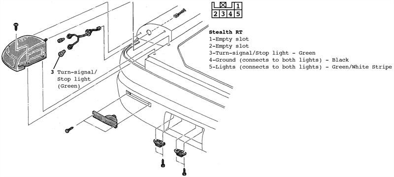 1991 Dodge Dakota Turn Signal Wiring Diagram. Dodge