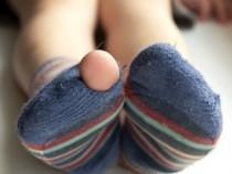 lyukas zokni