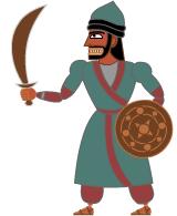 15 arab kalifa frankpeti