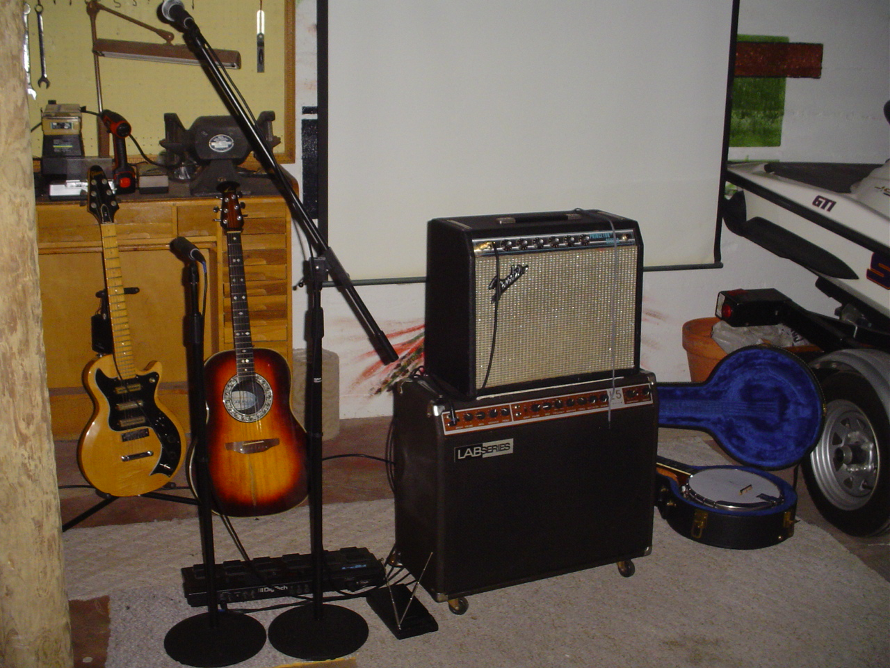 hight resolution of 1978 blond maple gibson s1 w audiotechnica wireless transmitter 1978 ovation balladeer 1111 acoustic 1989 gibson rb 250 banjo