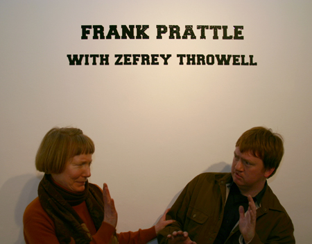 Frank Prattle with Zefrey Throwell, Lynn Marie Kirby and ChrisCobb
