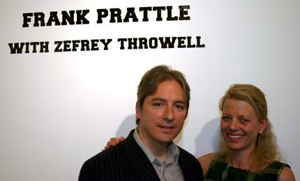 Matt Gonzalez and Catharine Clark by ZefreyThrowell