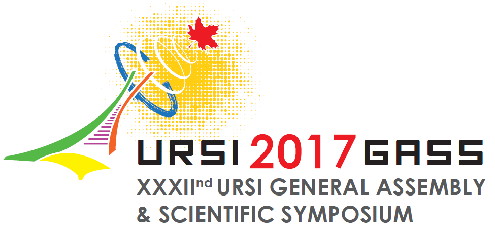 URSI GASS | August 2017 | Montreal, Canada