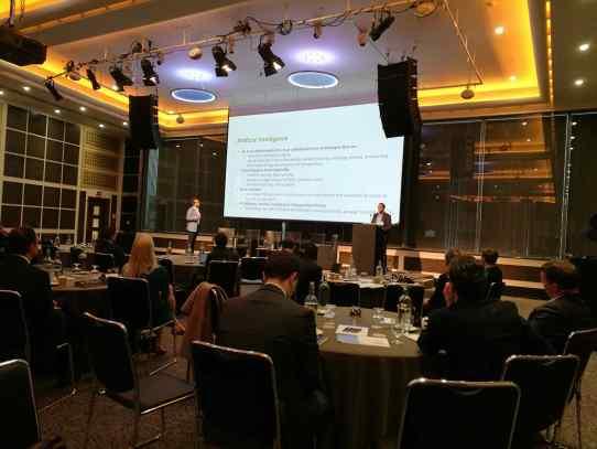 Xona Artificial Intelligence Investment Workshop
