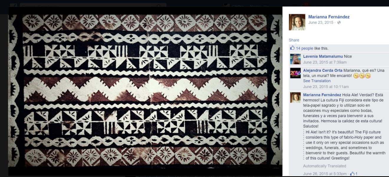 fiji cloth