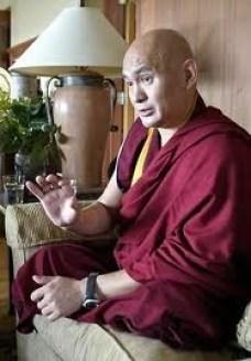 Exclusive Photos: Dalai Lama's Emissary Lama Tenzin on 'Nxivm' Island With Allison Mack Lama_tenzin