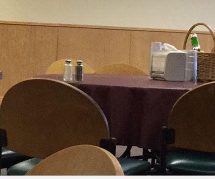 emopy tables