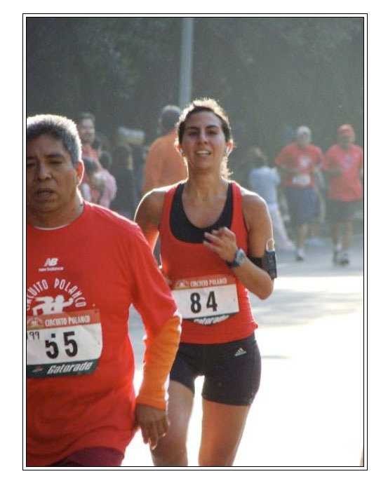 forced run