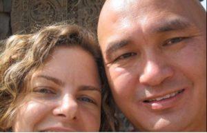 Exclusive Photos: Dalai Lama's Emissary Lama Tenzin on 'Nxivm' Island With Allison Mack LOVER-LAMA-2-300x193