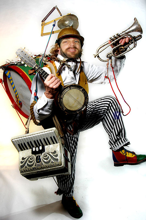 Pretty sure I want to be a one man band | The Gear Page