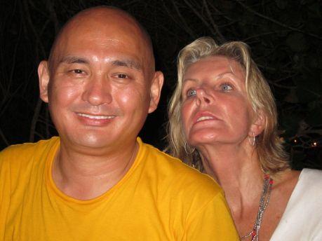 Exclusive Photos: Dalai Lama's Emissary Lama Tenzin on 'Nxivm' Island With Allison Mack Img_0316