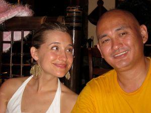 Exclusive Photos: Dalai Lama's Emissary Lama Tenzin on 'Nxivm' Island With Allison Mack Img_0402