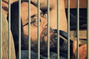 Keith Raniere behind bars