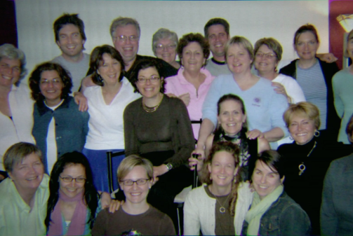 NXIVM group photo