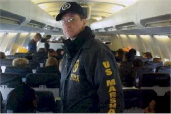 JPATS Con air Flight Interior Shot