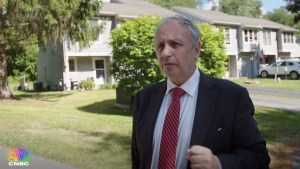 Nxivm American Greed Frank Parlato in Knox Woods, New York