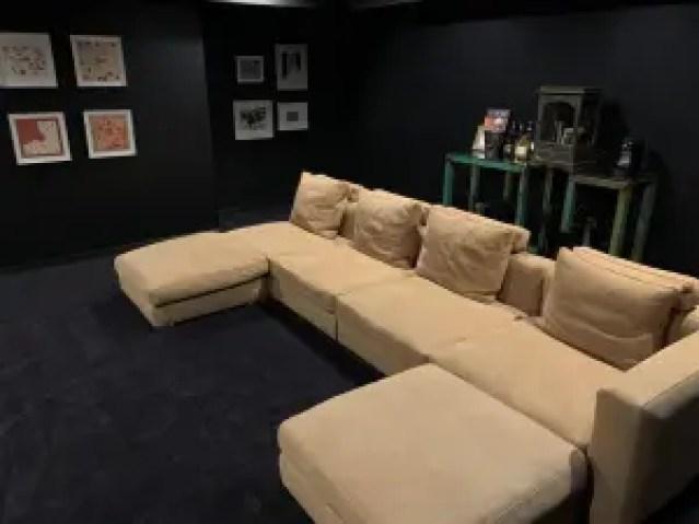 Sara Bronfman House Media Room