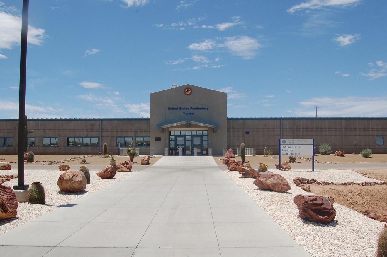 Keith Raniere Prison USP Tucson Arizona