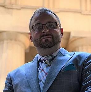 Raniere Lawyer Steven Alan Metcalf Portrait Headshot