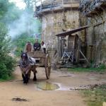 Guedelon, een kasteel in aanbouw