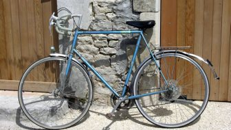 île-de-Ré is fietsen in Frankrijk op een mooi eiland