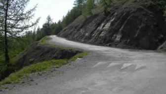 Colmars via de Col des Champs