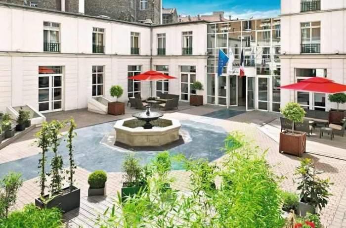 TUI Stedentrip Parijs, hotel Villa Modigliani