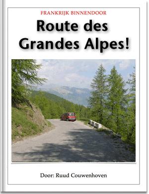 eBook Route des Grandes Alpes!
