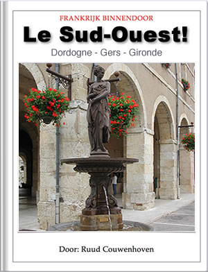 eBook Le Sud-Ouest, Dordogne, Gers Gironde