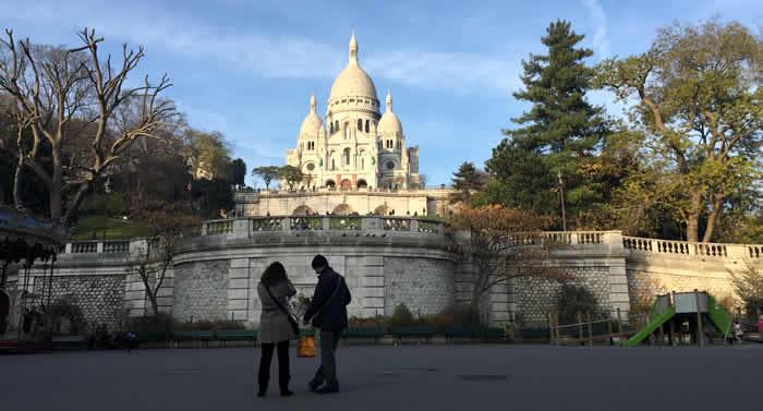 Montmartre maar dan anders en Sopi op dag 4