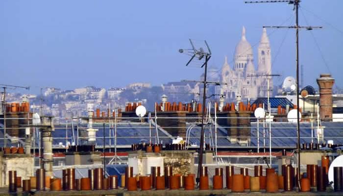 Zondag in Parijs, de eerste hele dag. Dag 2