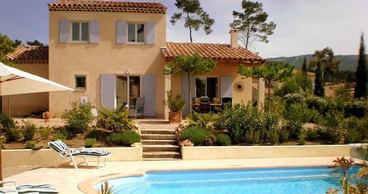 Luxe villa's Jardin du golf