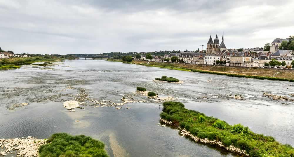 Fietsvakantie bij de Loire en Blois