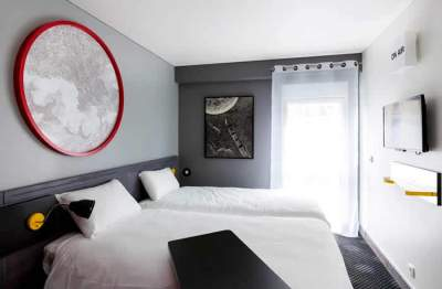 TUI Stedentrip Parijs, Hotel Louis Blanc