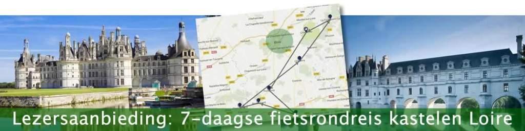 Fietsrondreis Loire