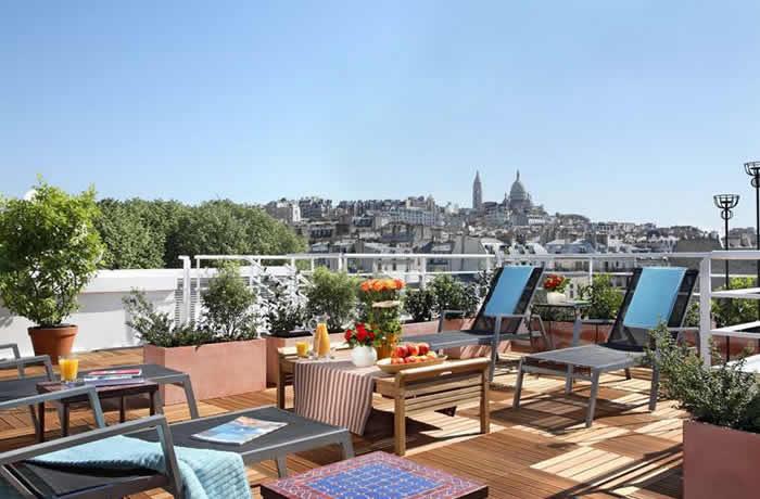 Aanbieding Hotel in Parijs