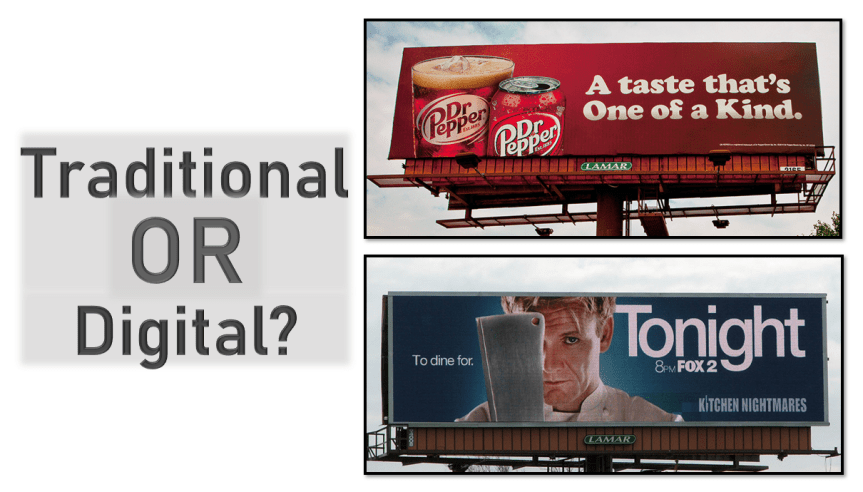What is The Best Out of Home Marketing for Regional Companies?