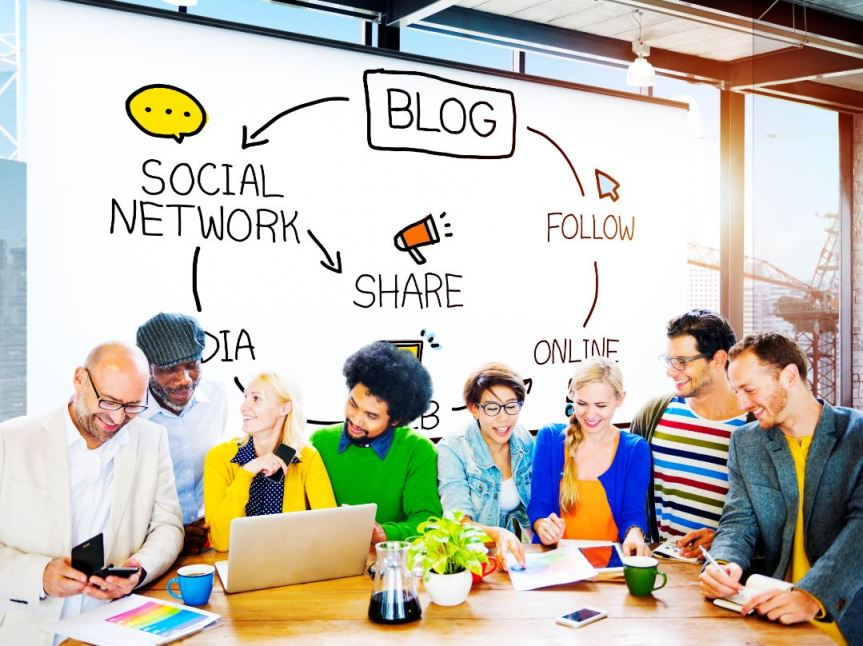"Re-Introducing the ""Blog"" Into A Regional Company's Content Marketing Plans"