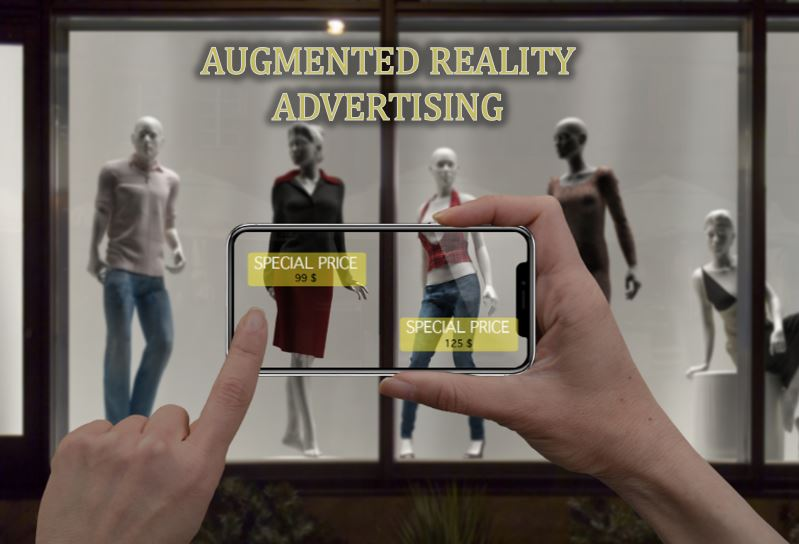 Augmented Reality Advertising Isn't the Future. It's Here!
